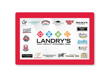 Landrys gift cards from cashstar send them a gift card at home negle Image collections